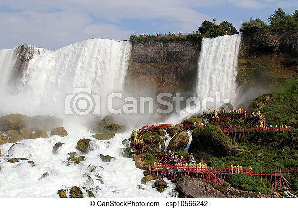 niagara vattenfallen - csp10566242