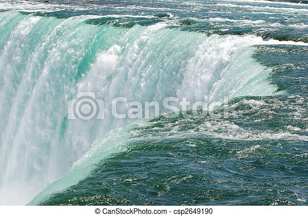 Niagara waterfalls - csp2649190