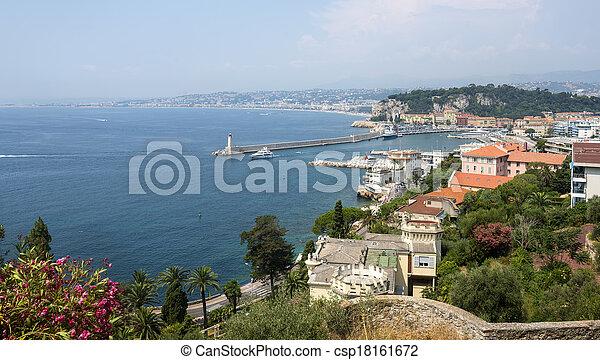 Nice (Cote d'Azur) - csp18161672