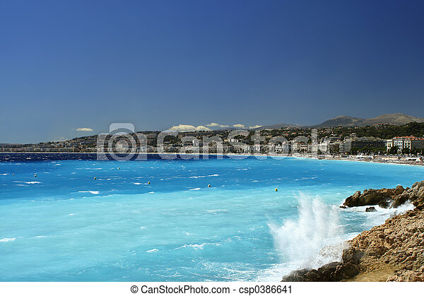 Nice landscape - csp0386641