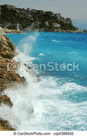 Nice landscape - csp0386642