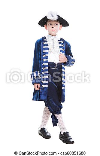 Nice little boy - csp60851680