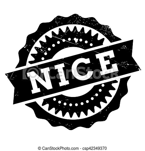 Nice stamp - csp42349370