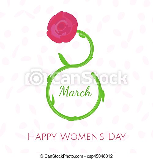 nice-women-s-day-greeting-card-8th-vector-clip-art_csp45048012 Choosing Brides Meant for Marriage With Russian Female friends