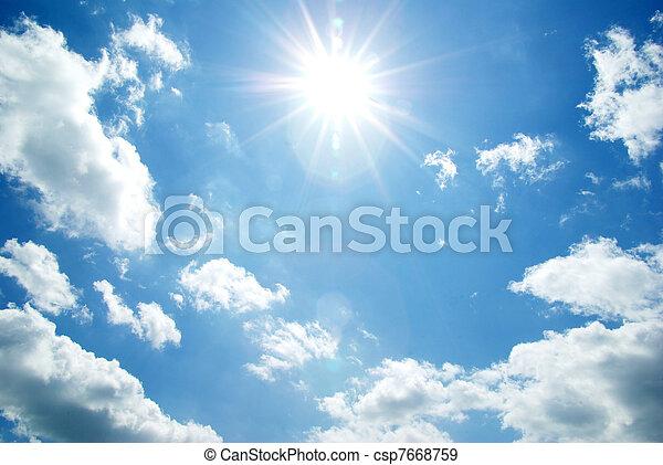 niebo - csp7668759