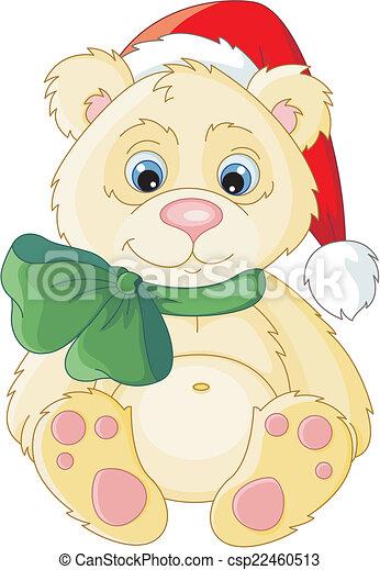 niedźwiedź - csp22460513