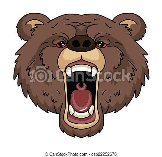 niedźwiedź - csp22252678