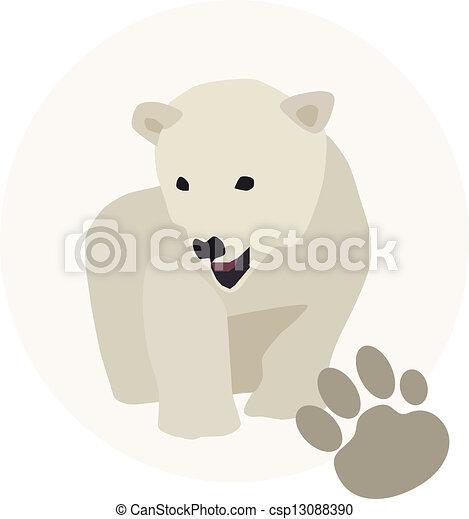 niedźwiedź - csp13088390