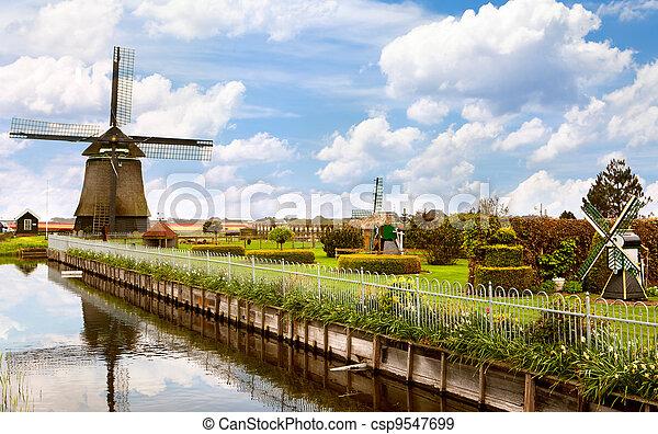 niederlande - csp9547699