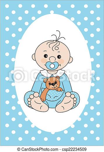 niemowlę - csp22234509