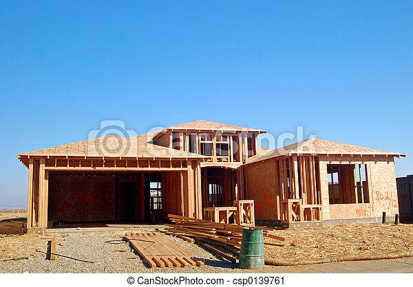 nieuw, bouwsector - csp0139761