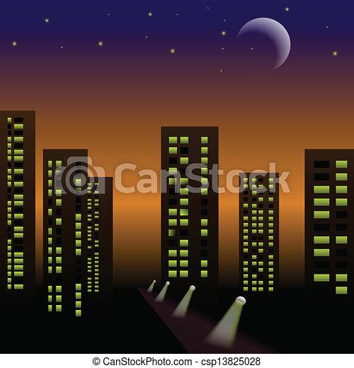 night city - csp13825028