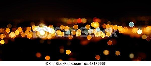 Night city - csp13179999