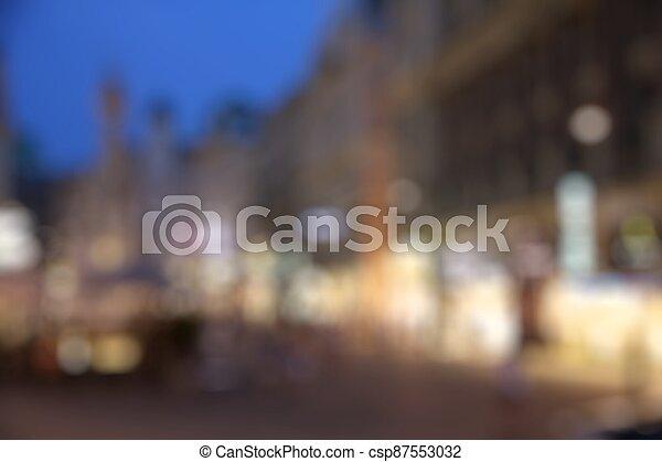 Night city - csp87553032