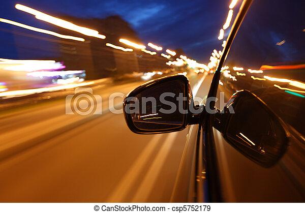 night drive - csp5752179