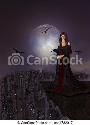 Night of the Ravens - csp4782017