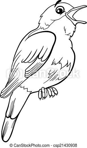 384 Nightingale Royalty Free Illustrations And Drawings Available To Search From Thousands Of Stock Vector EPS Clip Art Graphic Designers