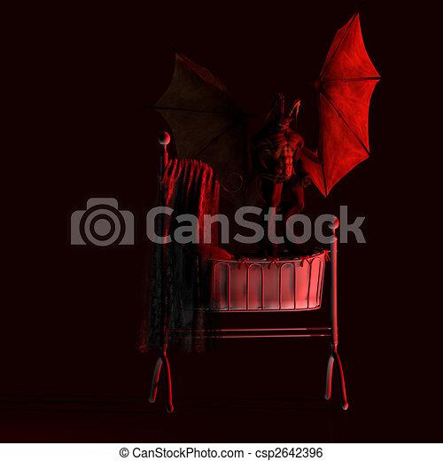 Nightmare dreams #02 - csp2642396