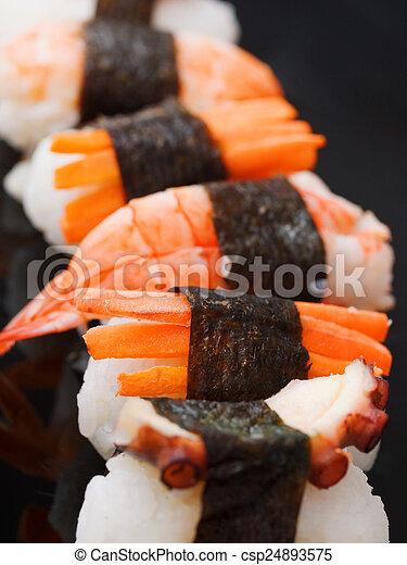 Nigiri Sushi - csp24893575