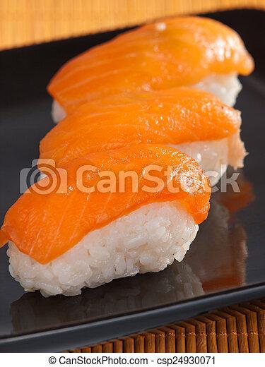 Nigiri Sushi - csp24930071