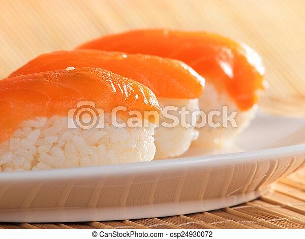 Nigiri Sushi - csp24930072