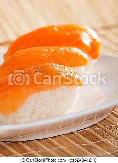 Nigiri Sushi - csp24941210
