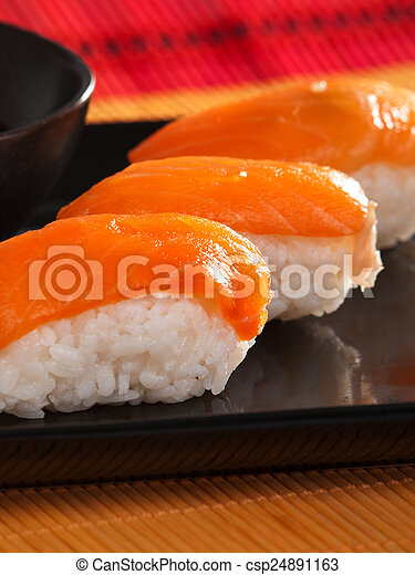 Nigiri Sushi - csp24891163