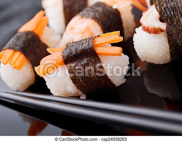 Nigiri Sushi - csp24939263
