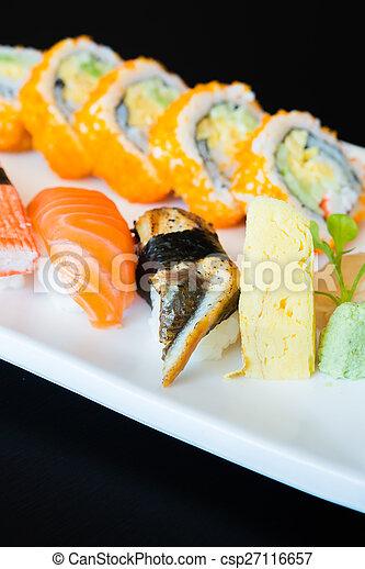 Nigiri sushi - csp27116657