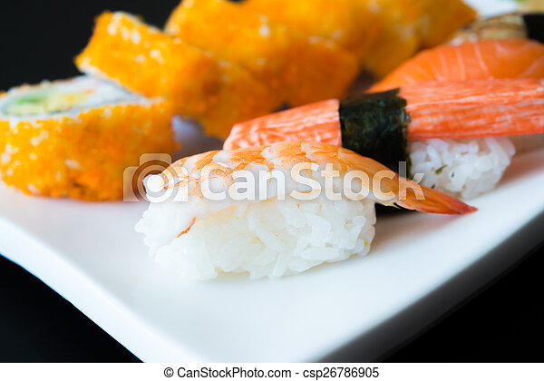 Nigiri sushi - csp26786905