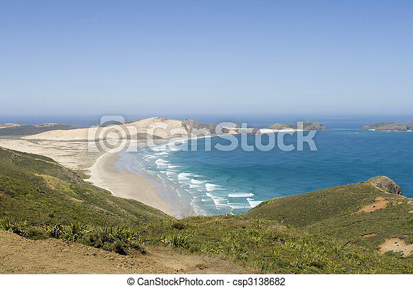 Ninety mile beach - csp3138682
