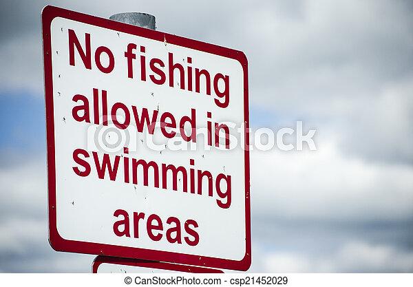 No hay señal de pesca - csp21452029