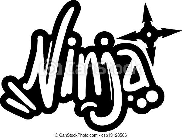 Banner ninja - csp13128566