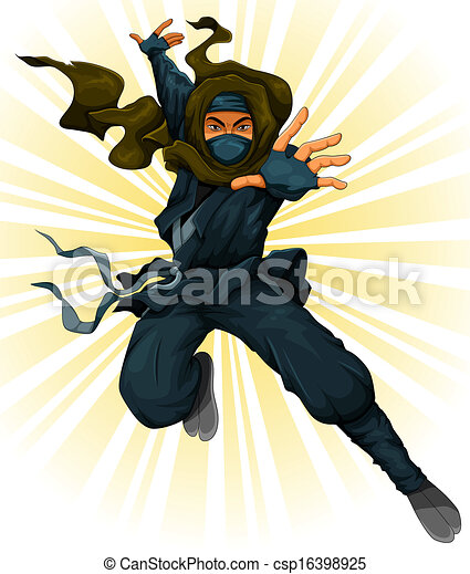 Ninja dessin anim ninja sauter dessin anim air - Dessin anime ninja ...
