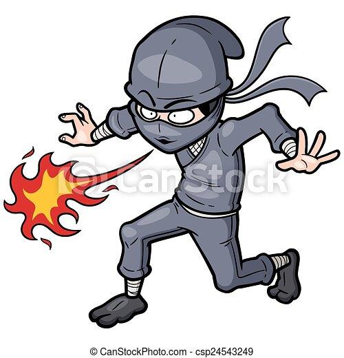 Ninja - csp24543249