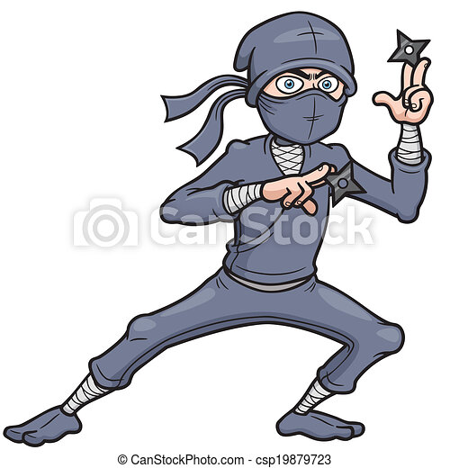 Ninja - csp19879723