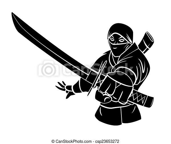 Ninja - csp23653272