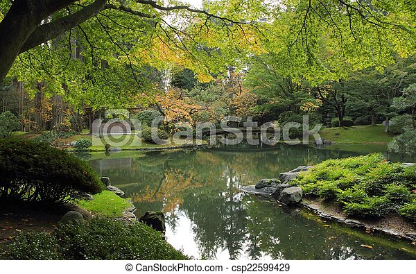 Nitobe memorial garden ubc stock photo - Search Pictures and Photo ...