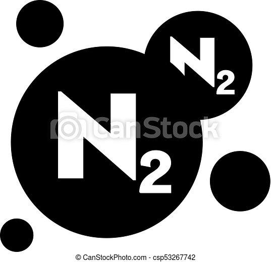 Nitrogen Symbol Chemical Element