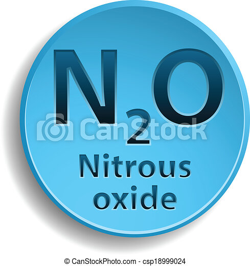 Nitrous oxide - csp18999024