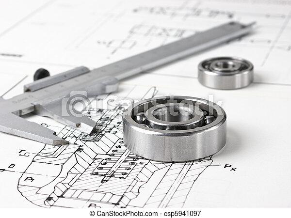 nośny, układ, mechaniczny - csp5941097