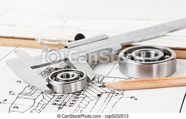 nośny, układ, mechaniczny - csp5232513