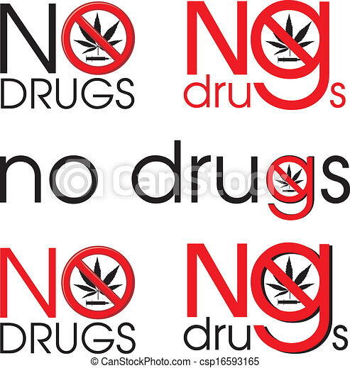 vector prohibiting drug means no drugs clip art vector search rh canstockphoto com