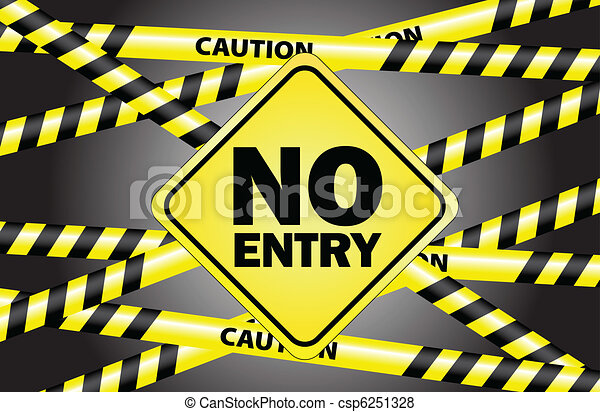 no entry - csp6251328