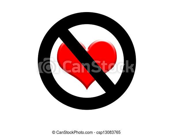 No Love Love Is Forbidden