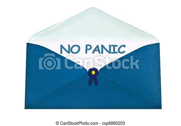 No panic - csp6880203