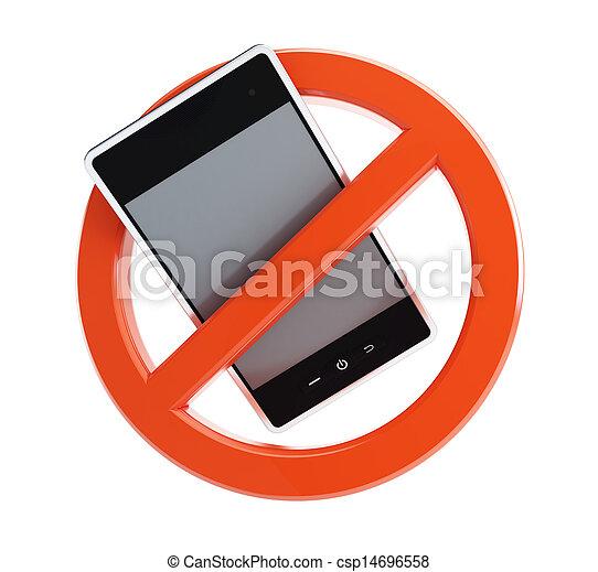 no phone - csp14696558