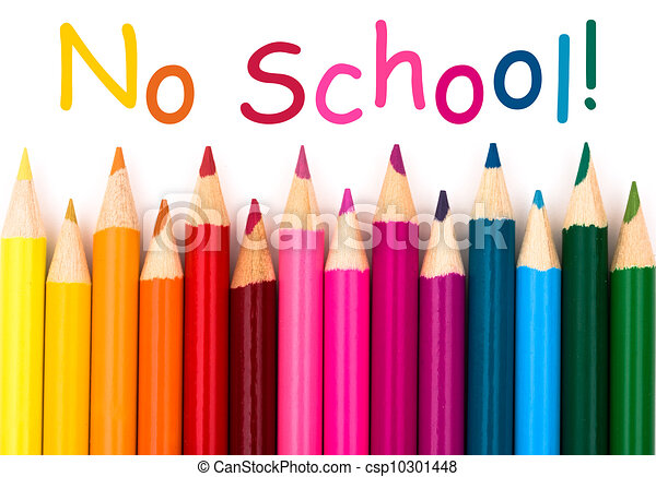 Image result for no school icons