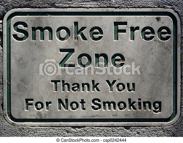 No Smoking in Stone - csp0242444