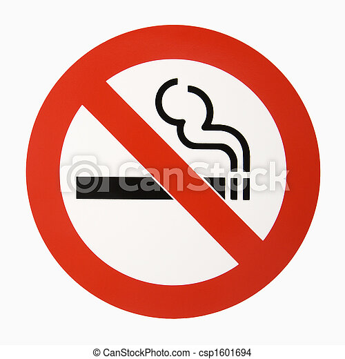 No smoking logo. - csp1601694